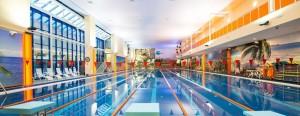 Бассейн и фитнес в нашем ЖК