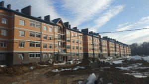Новости строительной готовности от 03.04.19