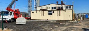 На котельной ЖК «Марьино Град» завершаются работы по монтажу оборудования